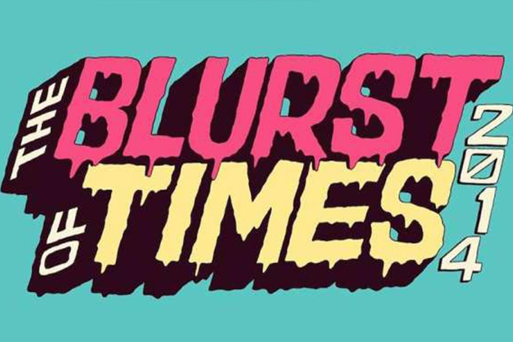 Blurst of Times Happy