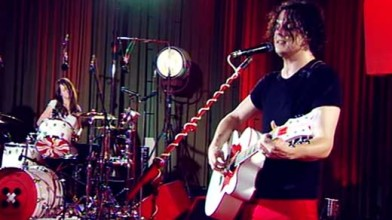 The White Stripes to release Get Behind Me Satan on vinyl for Record Store Day