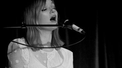 Sarah Belkner and Katie Wighton turn The Newsagency into a comedy club