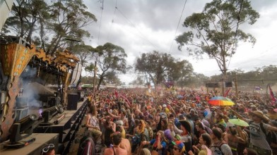 The future of Rainbow Serpent Festival is in jeopardy after drug related offences and sexual assault claims