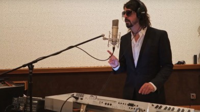 Foo Fighters respond to hiatus rumours and share world's best troll video