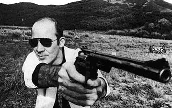 hunter s. thompson weed