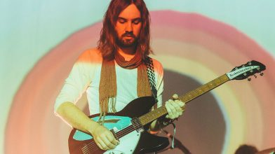 Kevin Parker is officially working on new Tame Impala music