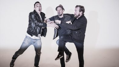 Life is madness, and so is Regurgitator's new album Headroxx