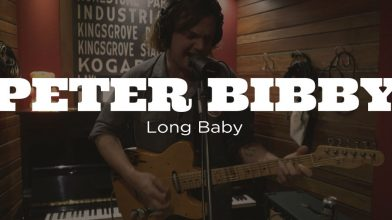 Watch Peter Bibby perform Long Baby live at Enmore Audio