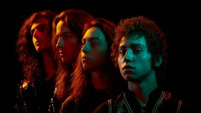 Greta Van Fleet live up to the hype on Anthem Of The Peaceful Army