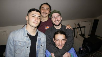 Melbourne quartet Mantell share their explosive new EP Thirty-Two