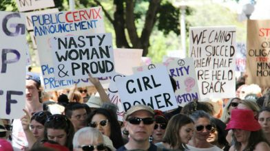 Thousands expected to rally in solidarity for the 2019 Sydney Women's March