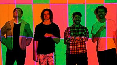Hey Now is Coloured Clocks' fractured psych pop tour-de-force