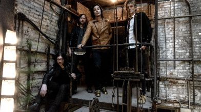 Jack White's band The Saboteurs (aka The Raconteurs) will reunite at Bluesfest 2019