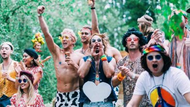 Aussie artists are calling out heavy-handed police behaviour at Secret Garden Festival