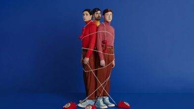 LISTEN: Two Door Cinema Club – Talk