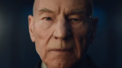 Jean-Luc Picard returns in new Star Trek trailer