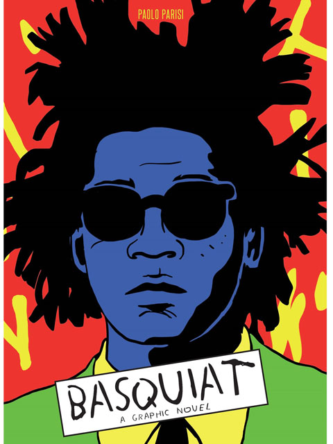 jean michel basquiat graphic novel artist