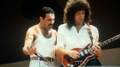 Queen's Brian May wants a redo of Live Aid, this time for climate change