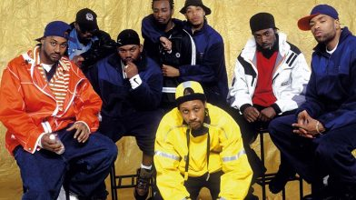 A New York street corner has been named after Wu-Tang Clan