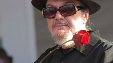 Dr. John completed one last album before he passed away