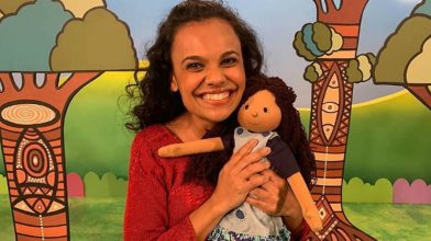 Play School welcomes new cast member, an Indigenous doll named Kiya
