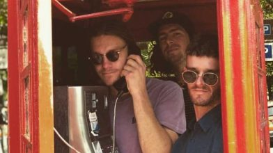 Naked fans and sneaky saxophones: a chat with Los Scallywaggs