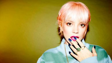 "Lily Allen is developing her own sex toys because ""orgasms are important"""