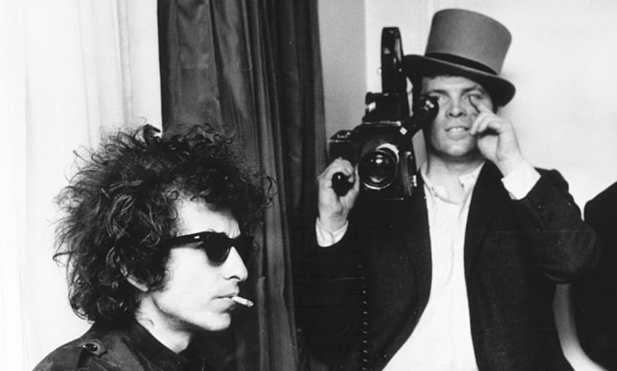 d.a. pennebaker, music documentary, bob dylan, david bowie, don't look back, monterey pop