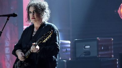 Catch The Cure's 40th anniversary performances with concert film box set
