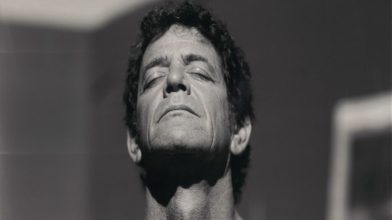 Lou Reed's lyric book is being reissued with Martin Scorsese intro