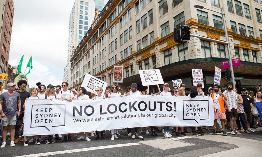 Sydney Lockout Laws