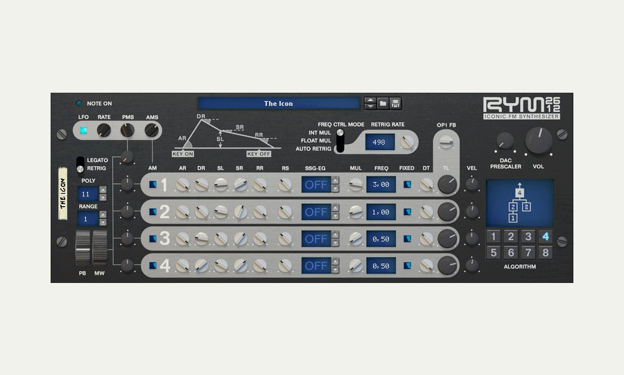 RYM-2612-Synth-VST