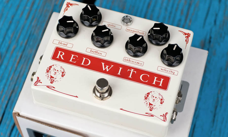 Red Witch Pedal