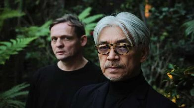 Ryuichi Sakamoto and Alva Noto's new album captures a 2018 performance at the Sydney Opera House