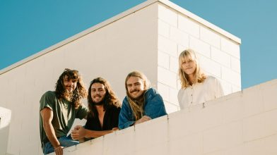 PREMIERE: Peach Fur deliver an inter-galactic indie rock jam on Aliens