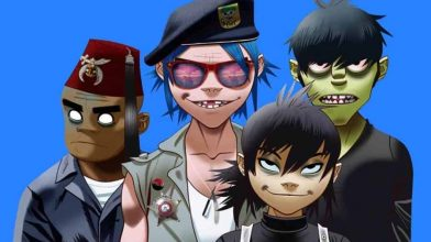 Gorillaz announce one-night-only documentary, 'Reject False Icons'