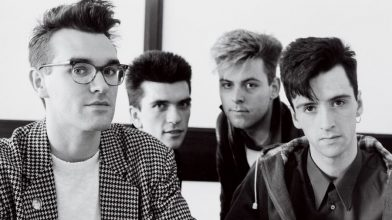 The Smiths' tour rider from 1986 is absolutely incredible