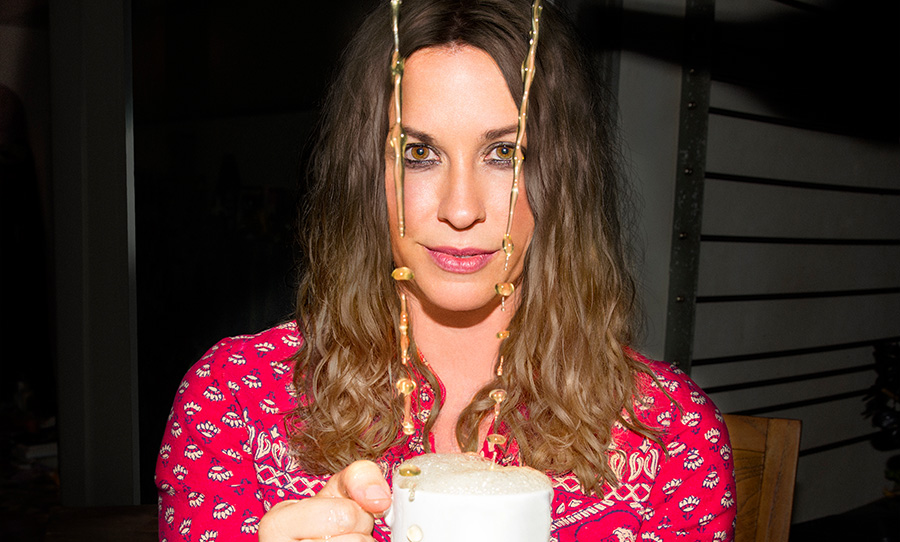 Alanis Morissette just got added to Bluesfest's 2020 lineup!