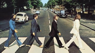 The Beatles' 'Abbey Road' was the highest-selling vinyl LP of the decade