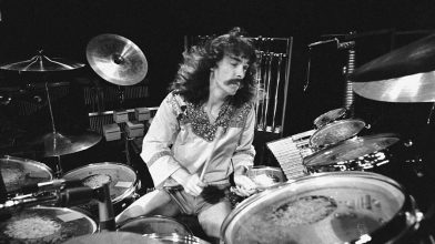 Music world pays tribute to legendary Rush drummer Neil Peart