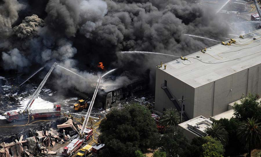 Universal Music Group 2008 Fire
