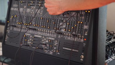 Build your own ARP 2600 clone with the TTSH V4