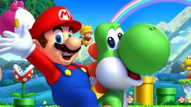 It's the 35th birthday of Super Mario Bros. and Nintendo has big plans