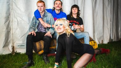 Amyl and The Sniffers release 'Control' from upcoming live 7-inch