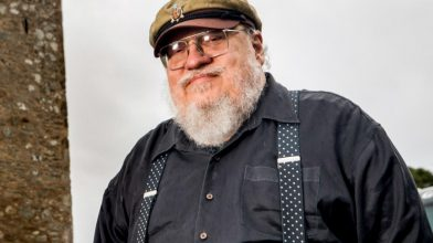 George R.R. Martin is working on the next 'Game of Thrones' novel whilst in isolation