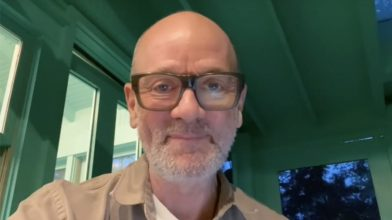 Michael Stipe and The National's Aaron Dessner have teamed up on a song