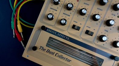 Meet the Dust Collector, Finegear's new vintage-inspired effects unit