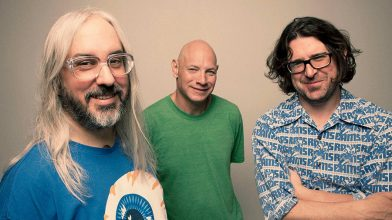 The new Dinosaur Jr. album is finished, says Lou Barlow