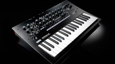 Is KORG set to release the Minilogue XD this year?