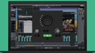 Streamline your workflow with the EVO Control app from Audient