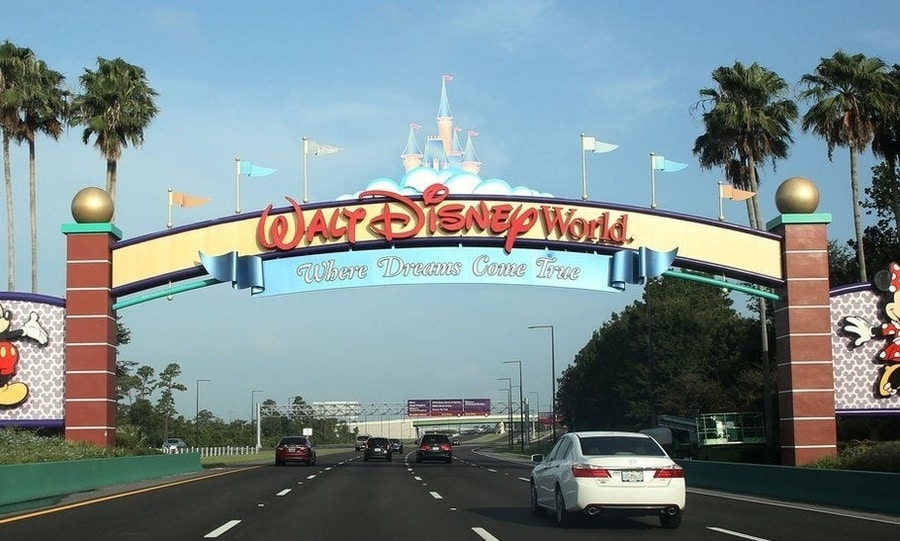 Disney world corona flordia