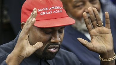 Kanye West has reportedly withdrawn from the US presidential election