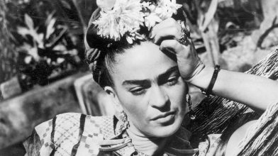 A long-lost Frida Kahlo painting has been discovered